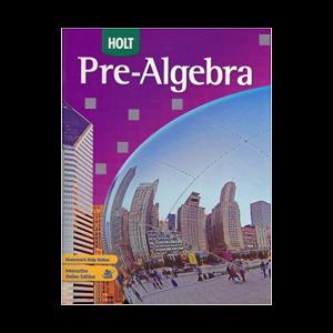 prealg cover