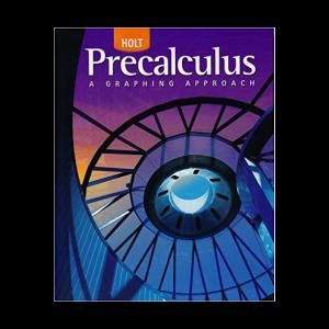 precal cover